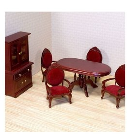 Melissa & Doug Doll House (Dining Room Furniture Set)