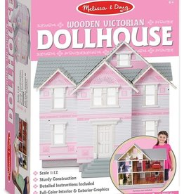 Melissa & Doug Doll House (Victorian)