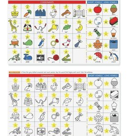 Melissa & Doug Learning Mat (Phonics)