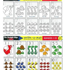 Melissa & Doug Learning Mat (Numbers 1-10)