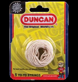Yo-Yo String (5 pack) - White - 100% Cotton