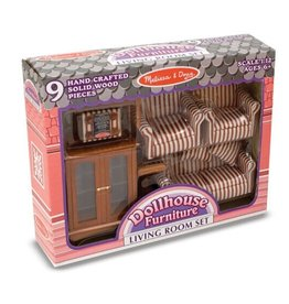 Melissa & Doug Doll House (Living Room Furniture Set)