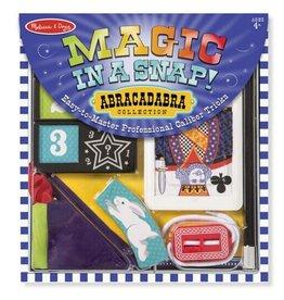 Melissa & Doug Magic in a Snap! - Abracadabra Collection