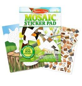 Melissa & Doug Mosaic Sticker Pad (Nature)