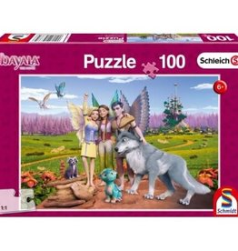 Land of Elves and Dragons (100pc)
