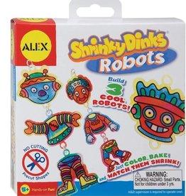 Shrinky Dinks (Robots)