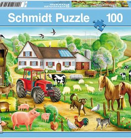 Merry Farmyard (100pc)