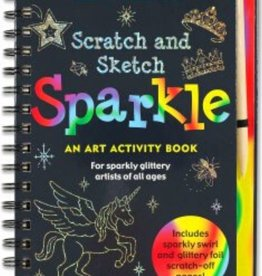 Scratch and Sketch (Sparkle)