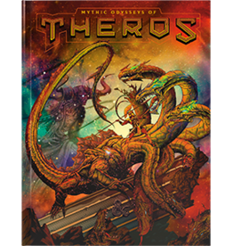 Wizards of the Coast Mythic Odysseys of Theros (Alternate Art Cover)