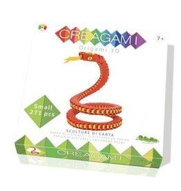 Creagami 3D (Snake)