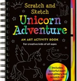 Scratch and Sketch (Unicorn Adventure)