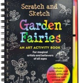 Scratch and Sketch (Garden Fairies)