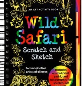 Scratch and Sketch (Wild Safari)