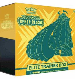 Elite Trainer Box (Rebel Clash)