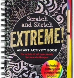 Scratch and Sketch (Extreme!)