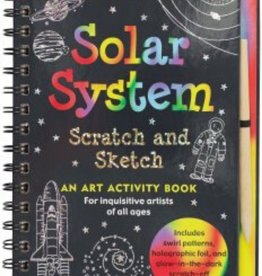 Scratch and Sketch (Solar System)