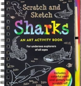 Scratch and Sketch (Sharks)