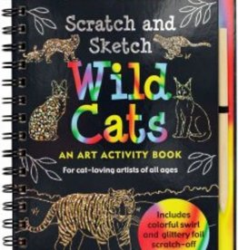 Scratch and Sketch (Wild Cats)