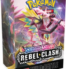 Build & Battle (Rebel Clash)