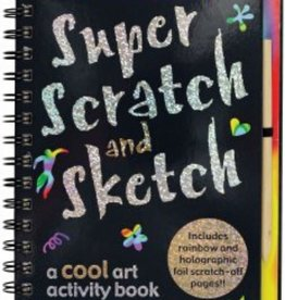 Super Scratch and Sketch