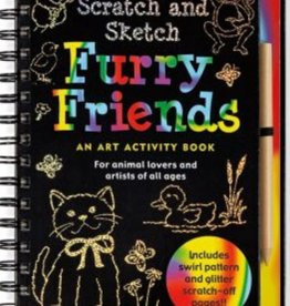 Scratch and Sketch (Furry Friends)