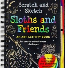 Scratch and Sketch (Sloths and Friends)