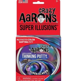 Super Scarab Illusions Thinking Putty