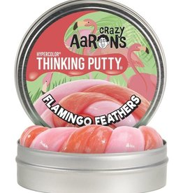 Thinking Putty - Hypercolor (Flamingo Feathers)