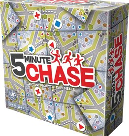 Board & Dice Games 5 Minute Chase