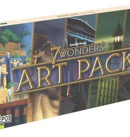 7 Wonders (Art Pack)