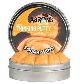 Solar Wind Cosmic Thinking Putty