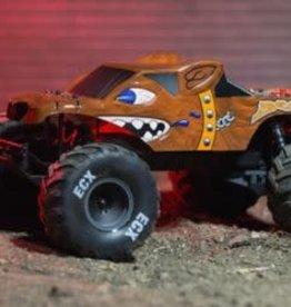 Brutus MT 2WD RTR (Orange)