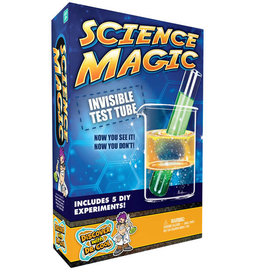 Science Magic (Invisible Test Tube)