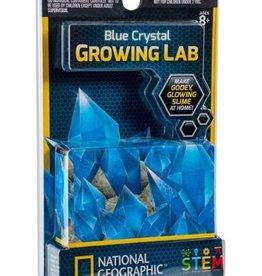 Blue Crystal Growing Lab
