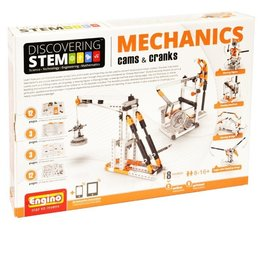 STEM Mechanics (Cams & Cranks)
