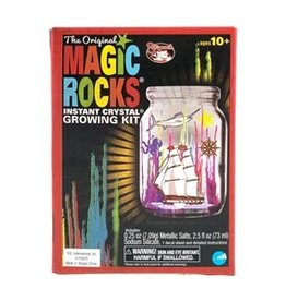 Magic Rocks Instant Crystal Growing Kit (Shiprwreck)