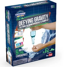 Defying Gravity (The Mind Blowing Scientific Illusion Kit)
