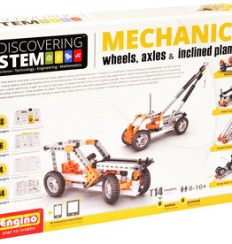 STEM Mechanics (Wheels, Axles & Inclined Planes)