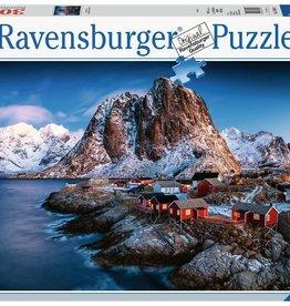 Ravensburger Hamnoy, Lofoten (3000pc)