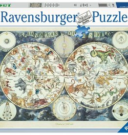Ravensburger Map of the World (1500pc)