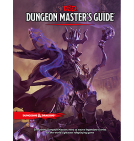 Wizards of the Coast Dungeon Master's Guide (Sourcebook)