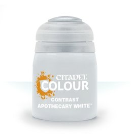 Games Workshop Apothecary White (Contrast 18ml)