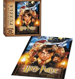 Harry Potter - Sorcerers Stone (550pc)