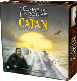 A Game of Thrones Catan (Brotherhood of the Watch)