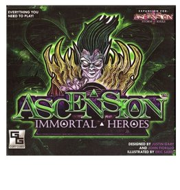 Ascension (Immortal Heroes)