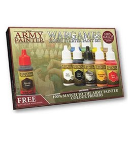 The Army Painter Hobby Starter Paint Set (2017)