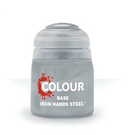 Games Workshop Iron Hands Steel (Base 12ml)