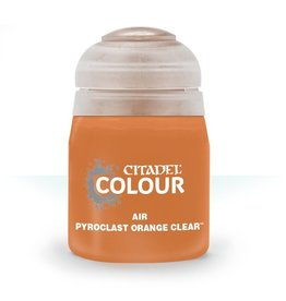 Games Workshop Pyroclast Orange Clear (Air 24ml)