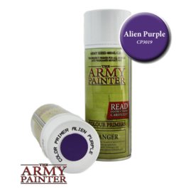 The Army Painter Color Primer: Alien Purple (Spray 400ml)