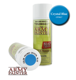 The Army Painter Color Primer: Crystal Blue (Spray 400ml)